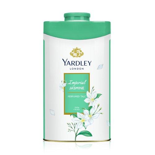 Yardley London, IMPERIAL JASMINE TALCUM POWDER, 100g