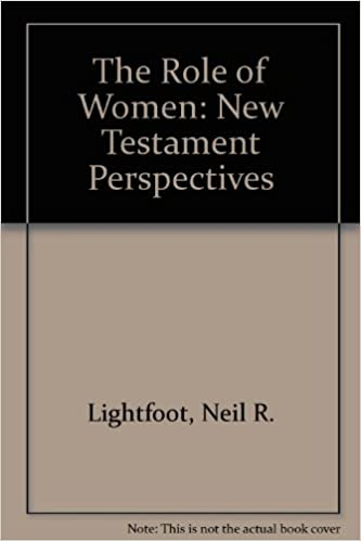 The Role of Women: New Testament Perspectives