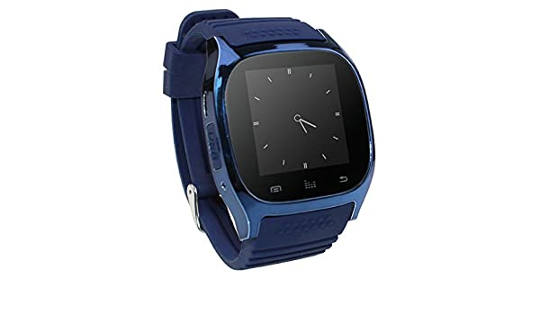 fonxa Bluetooth Smart Watch M26, manos libres llamadas ...