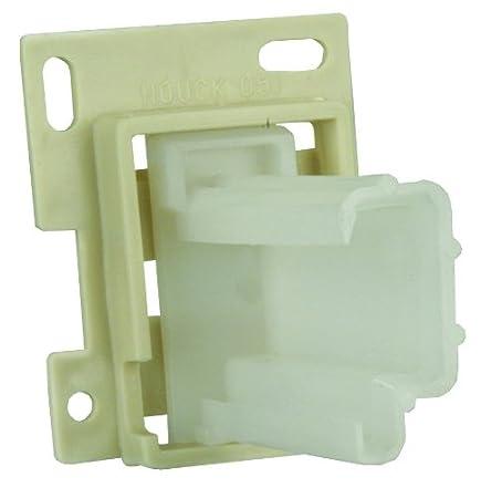 JR Products 70715 Question Mark Shaped Drawer Slide Socket Set
