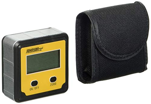 JOHNSON LEVEL & TOOL 1886-0000 Magnet Digital Angle Locator
