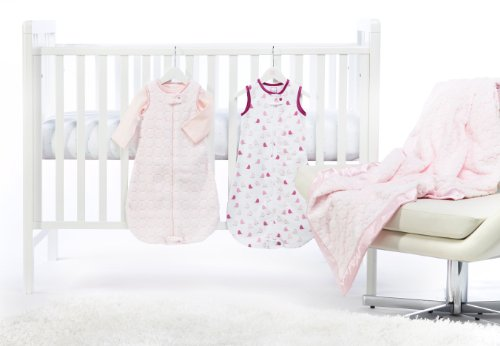 SwaddleDesigns zzZipMe Bedding Blanket 3 6months