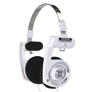 Koss Portapro Headphones with Case White Portapro-w