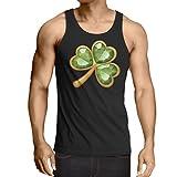 Vest Irish shamrock St Patrick
