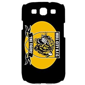 Classical Logo Hull City Association Football Club Phone Case Solid Cover Case For Samsung Galaxy S3 I9300