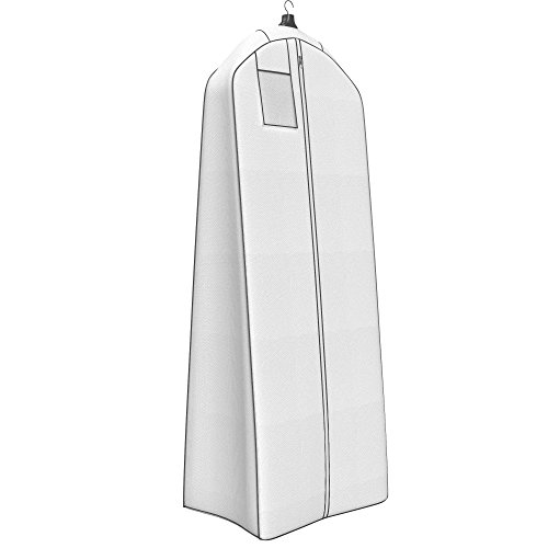 - Wedding Gown Gusseted Garment Bag - 20