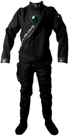 Image of Drysuits Body Glove Mens Drysuit W/Nylon Bag, Medium