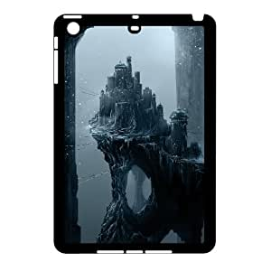 [H-DIY CASE] For Ipad Mini Case -Fairy Village & Castle-CASE-15