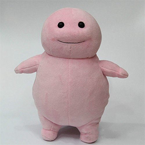 edealing(TM) Fat Baby Plush Toys Children Cute Soft Doll Baby Kids Toy -Pink from edealing