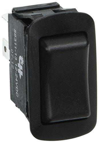 Cole Hersee 58311-13-BX DPDT Rocker Switch ()