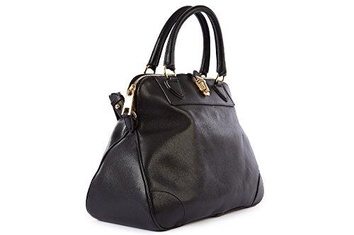 Marc Jacobs sac à main femme en cuir whitney noir