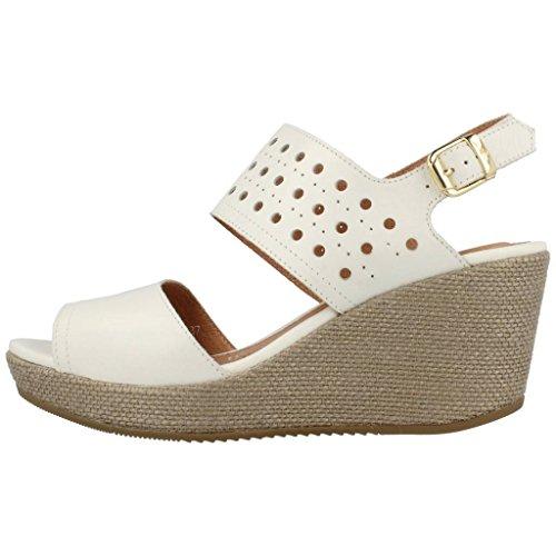 Sandalias y chanclas para mujer, color Blanco , marca STONEFLY, modelo Sandalias Y Chanclas Para Mujer STONEFLY MARLENE 19 Blanco Blanco
