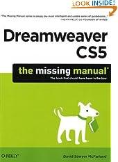 Dreamweaver CS5: The Missing Manual (Paperback)