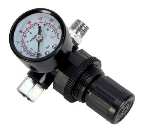 Performance Tool Brass Air Regulator, -