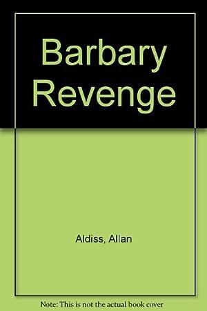 book cover of Barbary Revenge