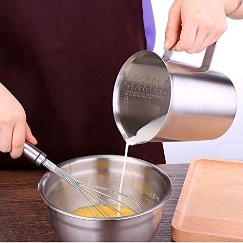 Compra MFWFR Utensilios de Cocina de Acero Creativas, Bata los ...