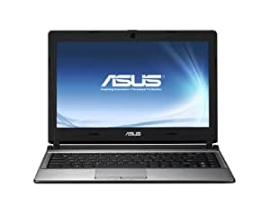 ASUS U32U-ES21 Ultra-Portable 13.3-Inch Laptop (Silver)