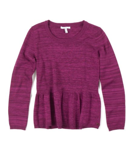 Raspberry Boom - O'Neill Little Girls Sweater, Boom Bright Raspberry, Medium