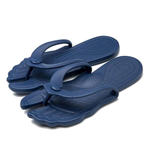 Sandals Home Beach Slippers Women Portable Portable Travel Men Women Unisex Mamum Style Slippers Blue Travel Summer Fashion Slippers Men qSpHtZ7