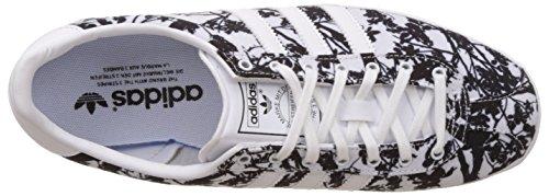 Wei Gazelle Basses footwear Blanc 36 Og core Adidas White Baskets footwear Femme Eu Black White qtXdAz