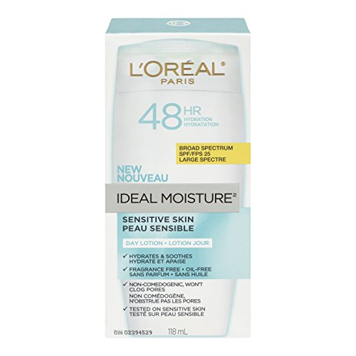 LOreal Paris Moisture Facial Sensitive