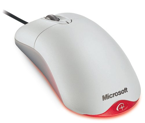 Microsoft 3-Button USB/PS/2 Optical Scroll Mouse (Ps/2 Optical Mouse Mice)