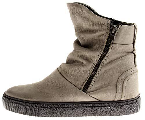 Top Pierre en Chaussures Haut 9438 ISABELLE Cuir Femme Femmes Bottine Chaussures BHtvwzfq