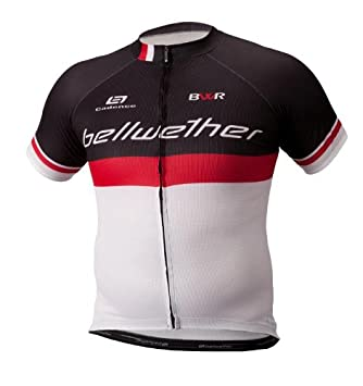 1c143e5d6 Bellwether Men s Edge Jersey ferarri Size M  Amazon.co.uk  Sports ...