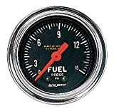 Auto Meter 2411 Traditional Chrome Mechanical Fuel Pressure Gauge