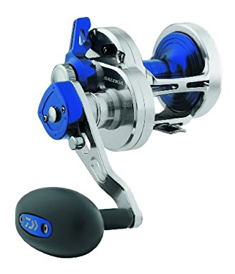 Daiwa Saltiga Lever Drag 2-Speed Reels from Daiwa