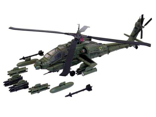 Unimax Forces of Valor 1:48th Scale U.S. AH-64A Apache Kuwait 1991