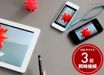 Advanced Waterproof and Dustproof PinHole Camera for iPhone5/iPhone4S/iPad/iPad Mini/iPod Touch by SoftBank BB (Image #3)