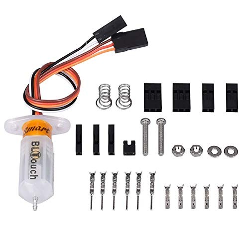 (BLTouch Precision Heating Probe Bed Leveling Sensor for 3D Printer Parts Module Switch Kit For Arduino Electronic DIY Tool)
