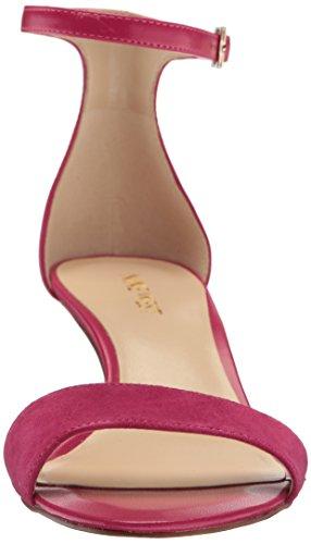 Skinn Kvinners Rosa Kjole Nine West Leisa Sandal Bq56xY