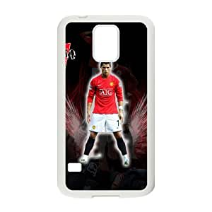 Cristiano Ronaldo For Samsung Galaxy S5 I9600 Csae protection phone Case ST042808