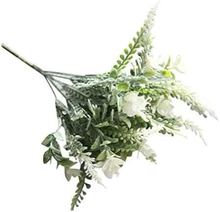 a2e1e60c45 Hot Sale!!Woaills Artificial Fake Flower Small Fresh Grass Bouquet Home  Wedding Decor (