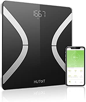 Vodool Smart Wireless Digital Bathroom BMI Weight Scale