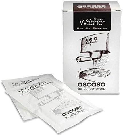 Ascaso Café Lavadora - Descalcificador - Agente Desincrustante ...