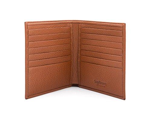 Billfold Tan Card SAGEBROWN Wallet SAGEBROWN 14 14 Credit nWXqBwRH