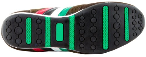 Cuir Mode Sport Des Brun De Luvanni Chaussures Hommes Baskets Sneaker Veritable waaqE8X