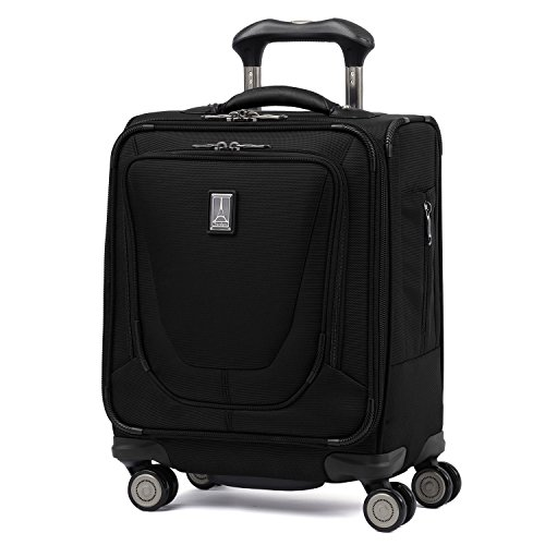 "Travelpro Luggage Crew 11 16"" Carry-on Spinner Tote, Black"