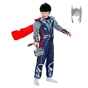 werty Boy Thor Cosplay Disfraz espectáculo de Anime con ...
