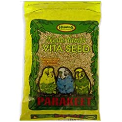 HIGGINS 466158 Vita Seed Parakeet Food for Birds, 25-Pound