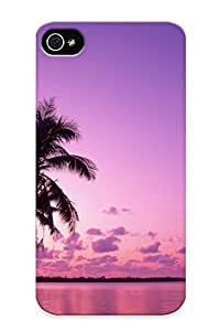 6ce0ede3670 Premium Oceanunset Back Cover Snap On Case For Iphone 4/4s Kimberly Kurzendoerfer