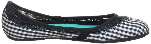 Puma Elsie Gingham 354799, Damen Ballerinas, Violett (liberty blue 03), EU 42.5 (UK 8.5) (US 11) Negro (Schwarz (black 02))