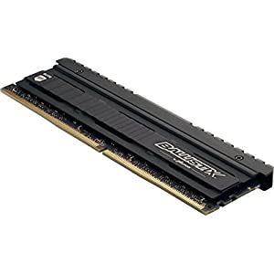 Crucial Ballistix Elite 3600 MHz DDR4 DRAM Desktop Gaming Memory Kit 16GB (8GBx2) CL16 BLE2K8G4D36BEEAK