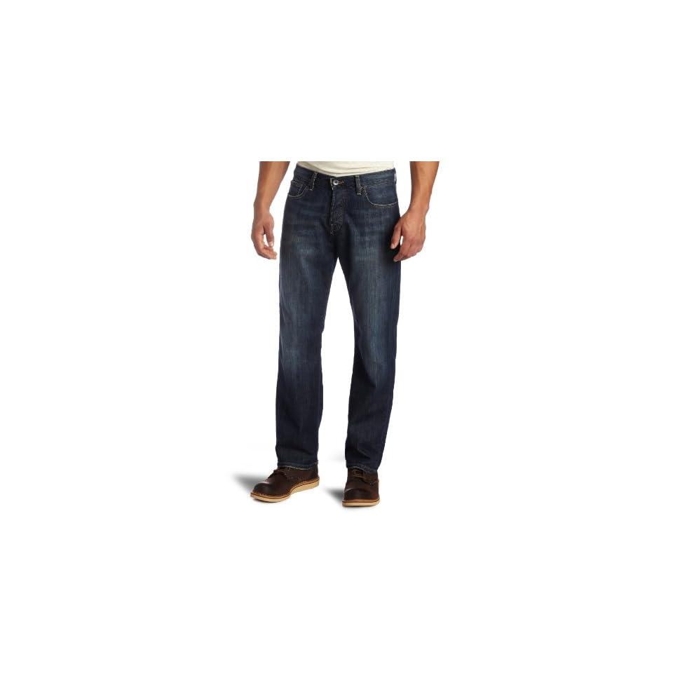 Lucky Brand Mens Mens 221 Original Straight Leg Jean In Ol Lipservice