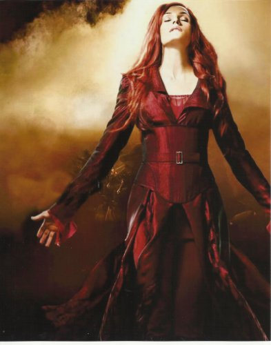 001 X-Men Famke Janssen as Jean Grey 8×10 Photo