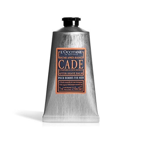 L'Occitane Soothing Cade After Shave Balm for Men with Shea Butter, 2.5 fl. oz. Review