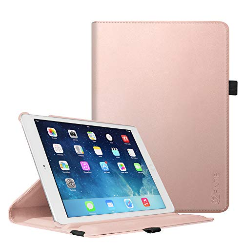 Fintie iPad Mini 1/2/3 Case - Multiple Angles Stand Case with Smart Cover Auto Sleep/Wake Feature for Apple iPad Mini 1 / iPad Mini 2 / iPad Mini 3, Rose Gold
